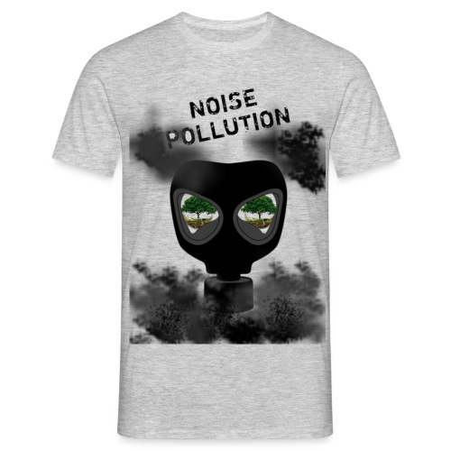 Noise pollution - T-shirt Homme