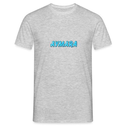 Aymara Logo - T-skjorte for menn