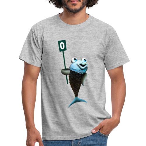 Vissenjury - Mannen T-shirt