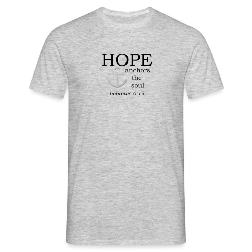 'HOPE' t-shirt - Men's T-Shirt