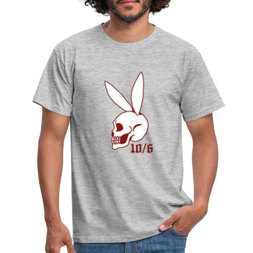 Dead rabbit - T-skjorte for menn