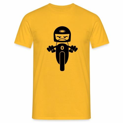Motorcycle rider 1 - Men's T-Shirt