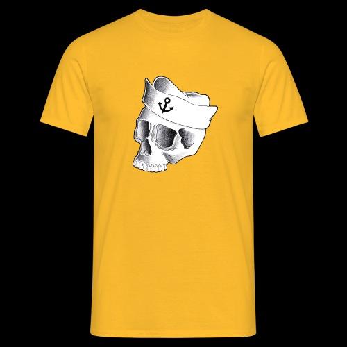 Teschio Marinaio - Maglietta da uomo