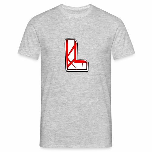 Leon Schmidt LOGO - Men's T-Shirt