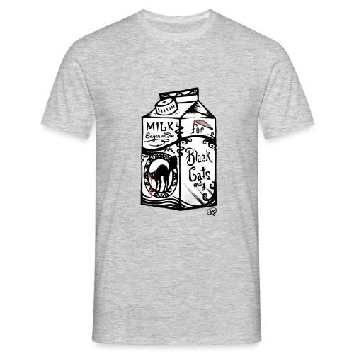 Il Latte di Edgar Allan Poe! - Maglietta da uomo