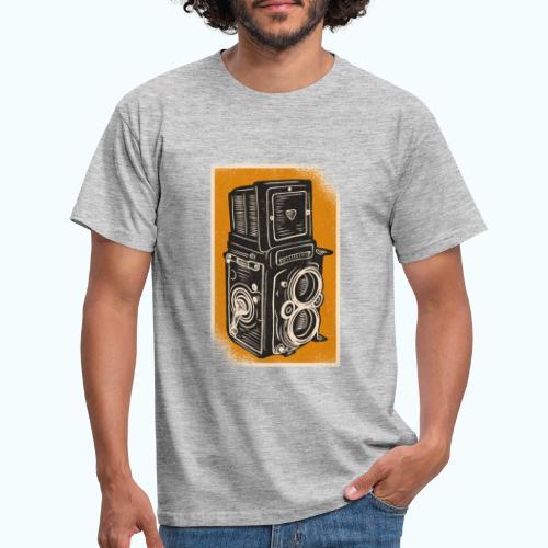 Photo camera vintage - Men's T-Shirt