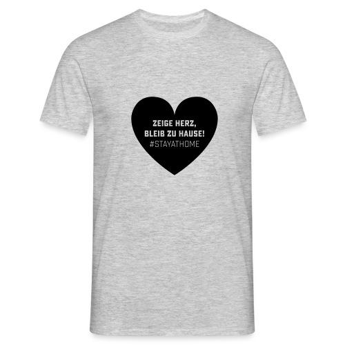 #stayathome - Männer T-Shirt