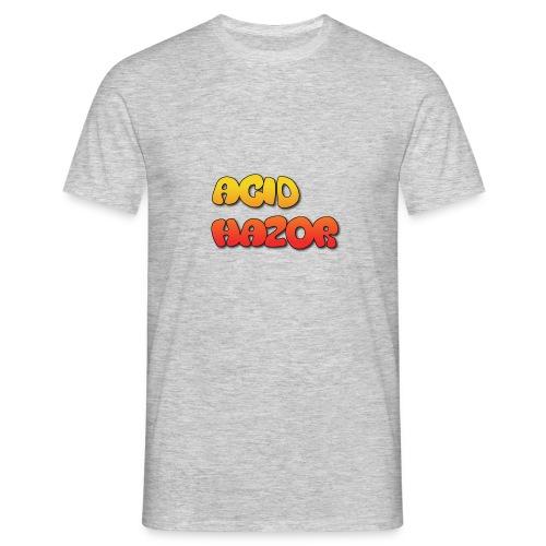 AcidHazor Merch - Men's T-Shirt
