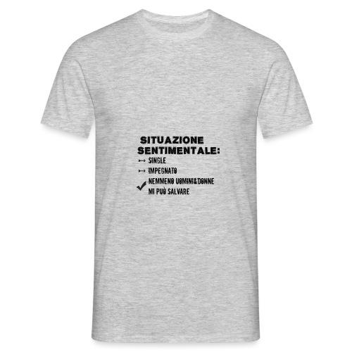 situazione 1 - Maglietta da uomo