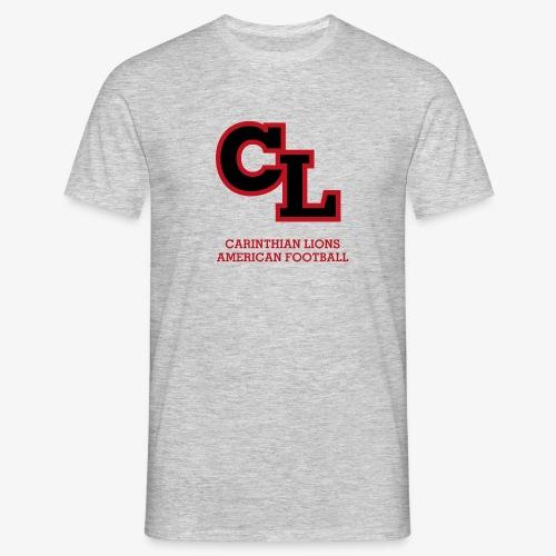 CL Logo02 ROT png - Männer T-Shirt