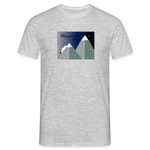 Mountain Sky \Sky Montaña - Camiseta hombre