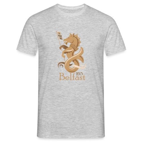 Belfast 1613 Seahorse - Men's T-Shirt