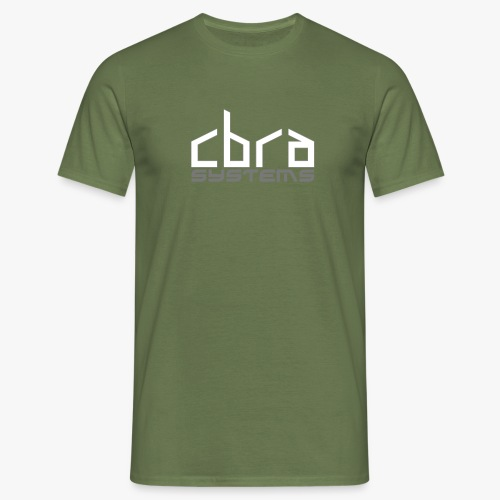 logo cbrasystems - Men's T-Shirt