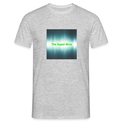 The Super Bros - Fan Bamse - Herre-T-shirt