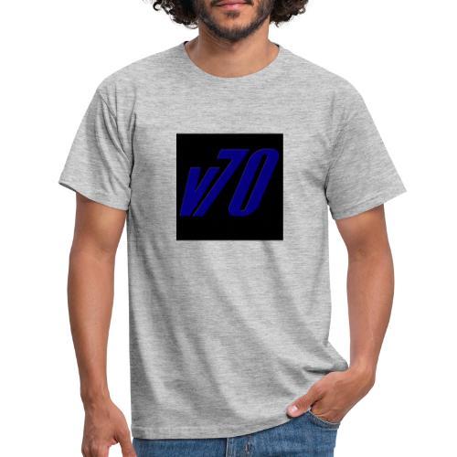 v70tryck - T-shirt herr