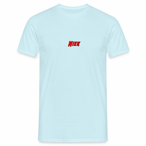 Niek Red - Mannen T-shirt