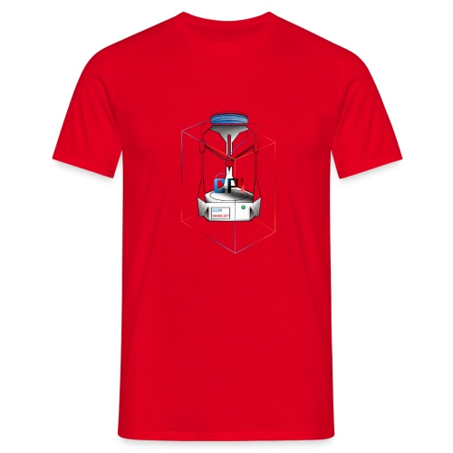 New Logo CPI - T-shirt Homme