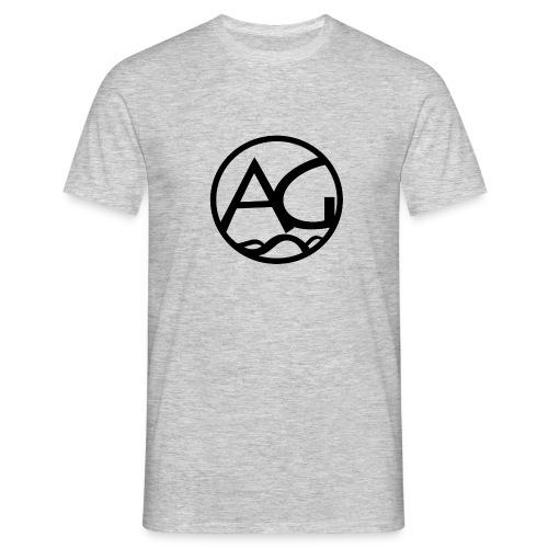 AG - Miesten t-paita