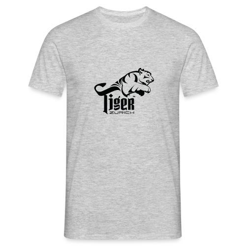 TIGER ZURICH digitaltransfer - Männer T-Shirt