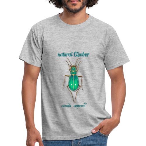 Natural Climber Cicindela - Camiseta hombre