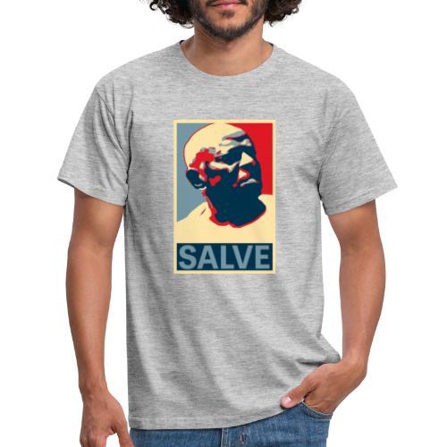Salve Mestre Bimba - Men's T-Shirt