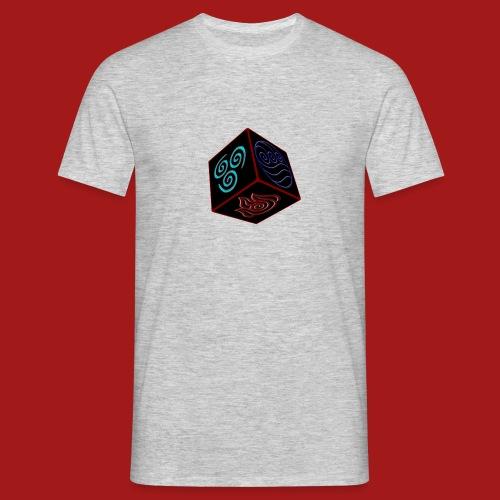 HDWrfelTattoo png - Männer T-Shirt