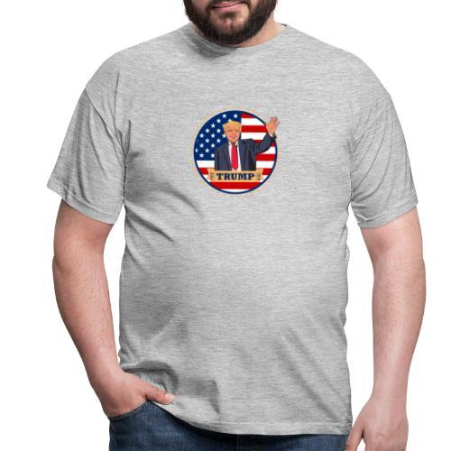 Trump - Männer T-Shirt