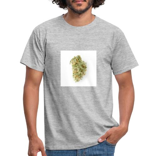 Cannanis BUD - Ganja - Weed - Männer T-Shirt