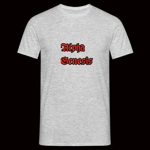 Alpha GS - Männer T-Shirt