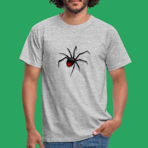 spider logo fantasy - Maglietta da uomo
