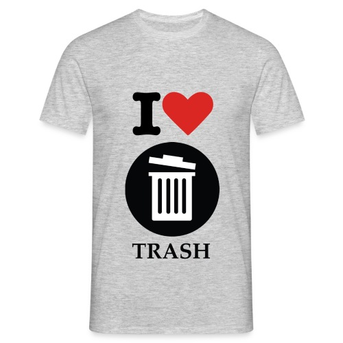 Trash png - Maglietta da uomo