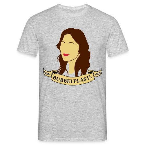 bubbelplast - T-shirt herr