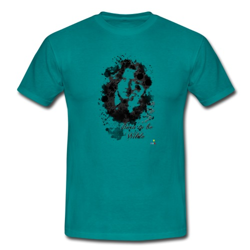 Born to be Wilde - T-shirt Homme