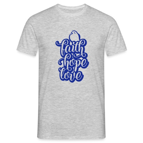 typo kinder 2016outline c - Männer T-Shirt
