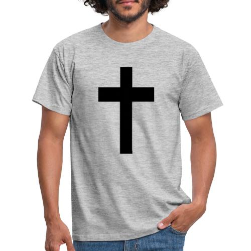 kreuz - Männer T-Shirt