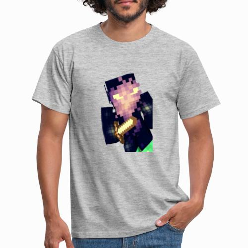 Shaykh Gaming Mineĉraft Skin - Men's T-Shirt