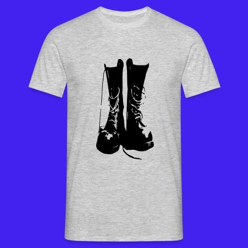 boots1 - Men's T-Shirt