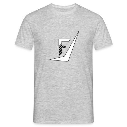 MioLogoLineeSottil - Maglietta da uomo