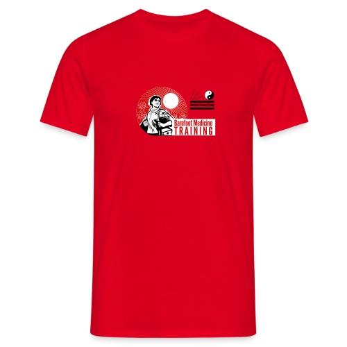 Barefoot Forward Group - Barefoot Medicine - Men's T-Shirt