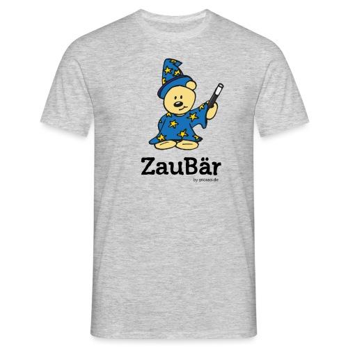ZauBär branding - Männer T-Shirt