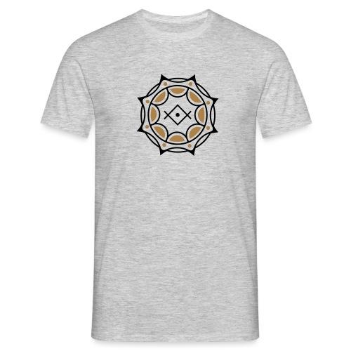 Spirituelles Symbol, Gruß der Lichtarbeiter, Kryon - Männer T-Shirt