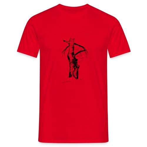 piha koivu - Miesten t-paita