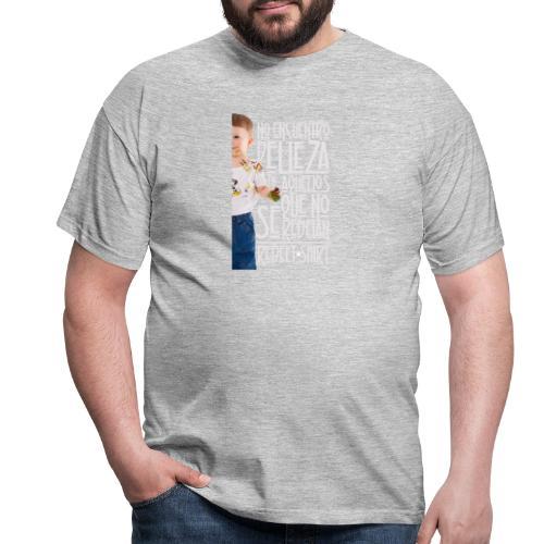 No encuentro belleza en aquellos que no se rebelan - Camiseta hombre