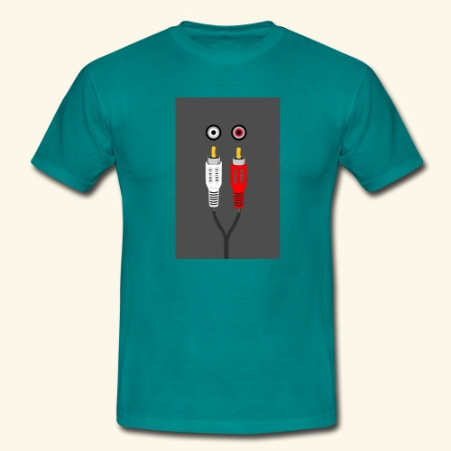 rca cable1 - Maglietta da uomo