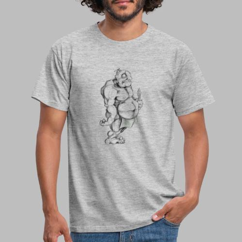 Big man - Männer T-Shirt
