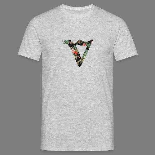 VEXOHH 2d flowery - Men's T-Shirt