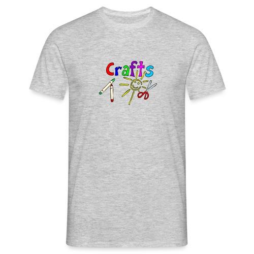 Crafts - Men's T-Shirt