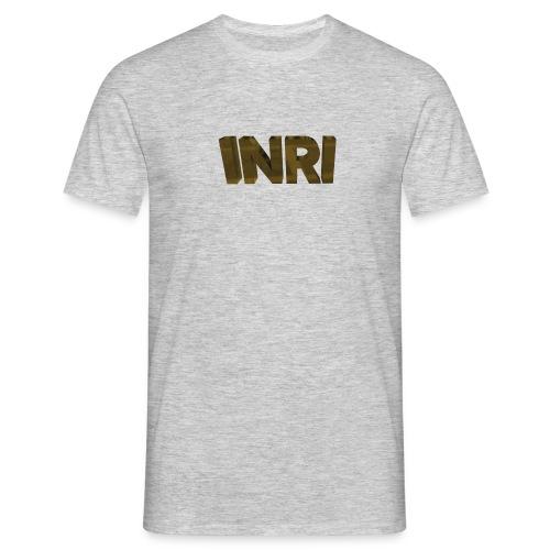 INRI t - Männer T-Shirt