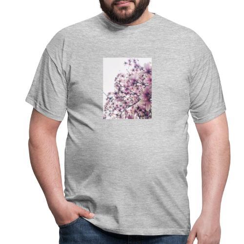 magnolia - Maglietta da uomo