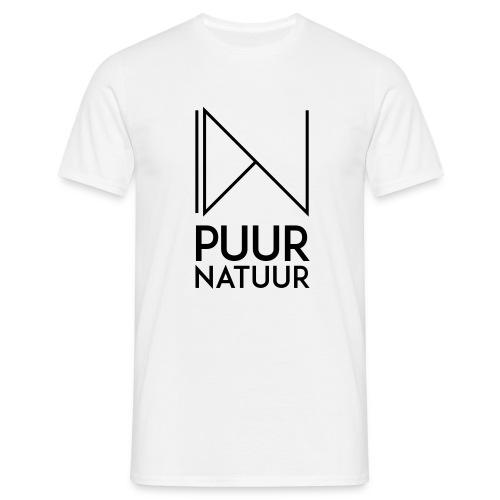 PUUR NATUUR FASHION BRAND - Mannen T-shirt